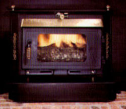APALLACHA WOOD STOVES - Stoves and ovens