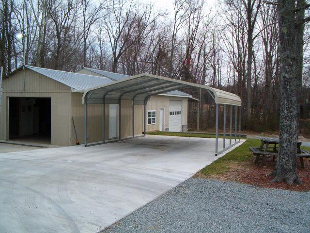Carports Garages And Barns